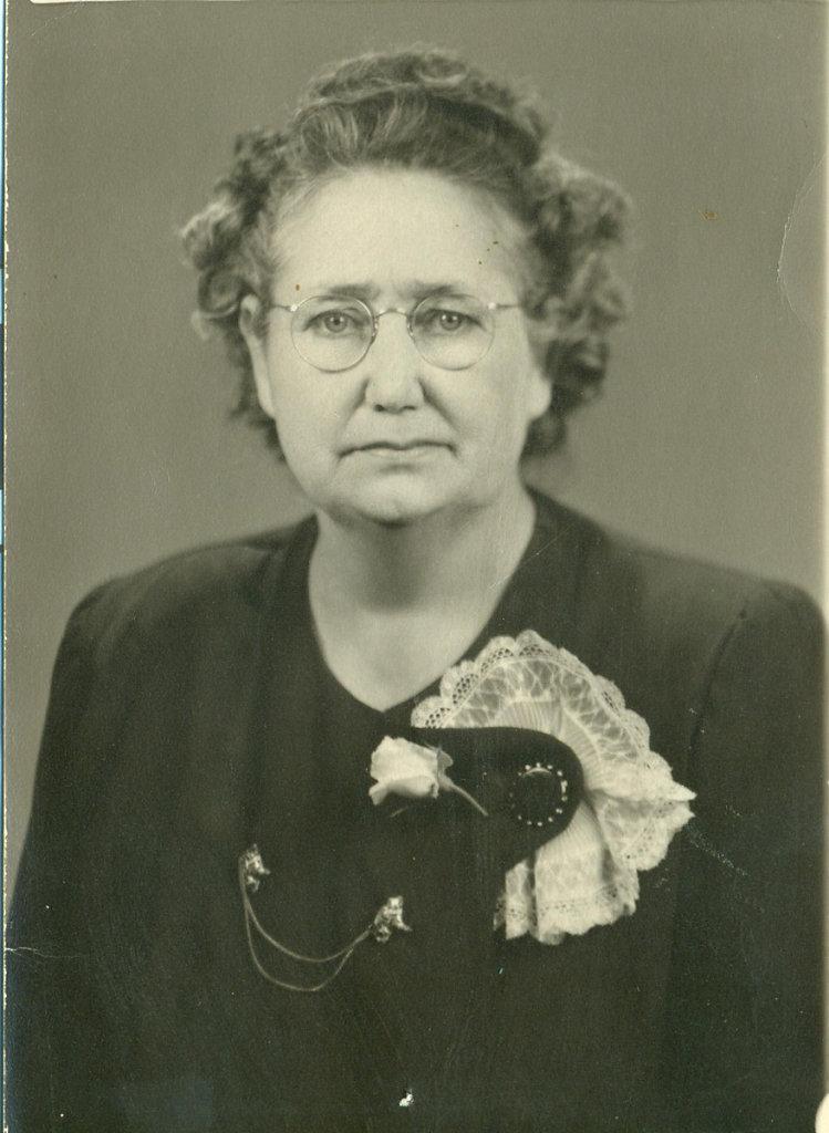 "Frances Lutitia ""Fannie"" Davis"